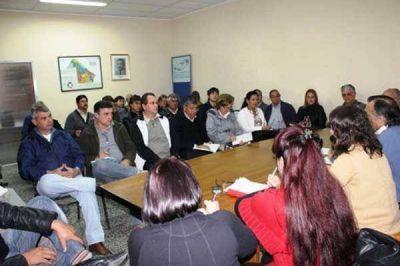 El diálogo del gobierno con docentes pasó a un cuarto intermedio para el jueves 21