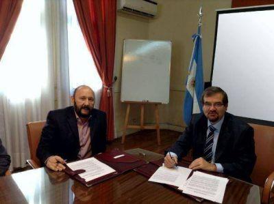 El gobernador acordó medidas para dinamizar las actividades portuarias