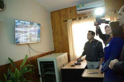 Instalan el primer Centro de Monitoreo de Seguridad en la ciudad de Selva
