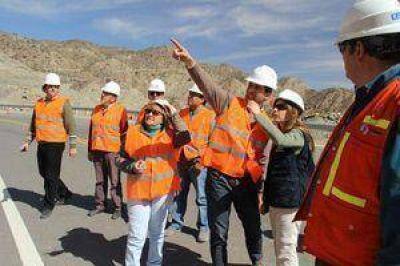 En 60 días inaugurarían la Ruta Nacional 150