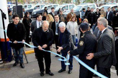 Granados puso en marcha junto a Andreotti el CPC en San Fernando