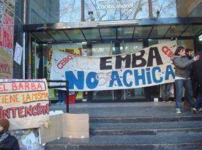 La EMBA recordó la Mañana de los Pinceles: