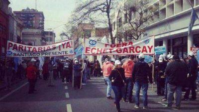 Trabajadores de AFIP exigieron aumento salarial