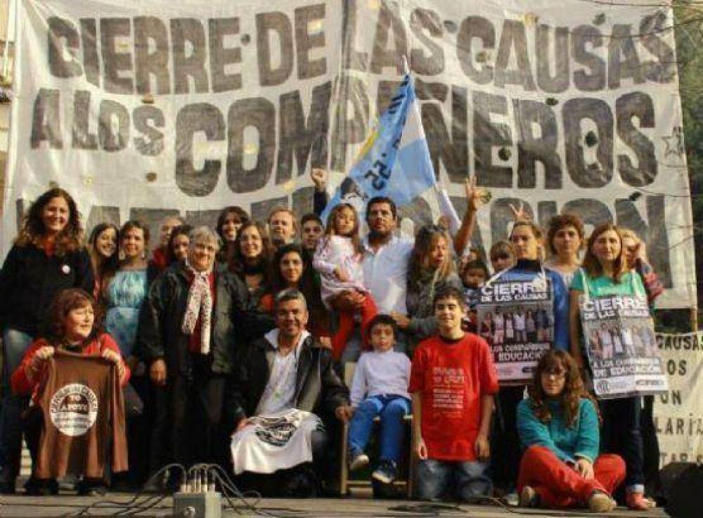 La Justicia dictaminó el sobreseimiento de los delegados de ATE en Educación