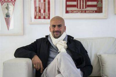 Juan Sebastián Verón lanzó su candidatura para presidente de Estudiantes