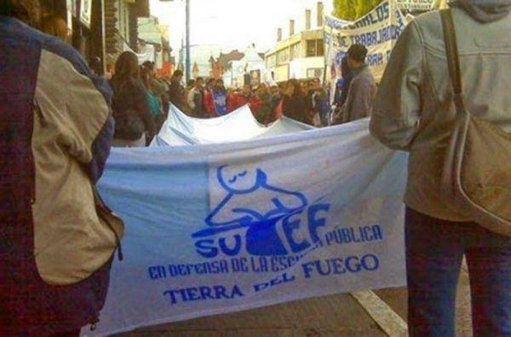 Para el Gobierno la adhesión a la segunda jornada de paro del SUTEF fue del 27%