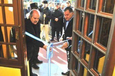 Inauguraron en Varela la subdelegación de la ddi