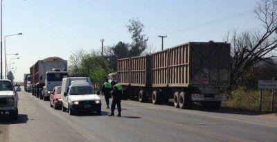 Transporte realizará, durante el fin de semana largo, controles vehiculares en toda la provincia