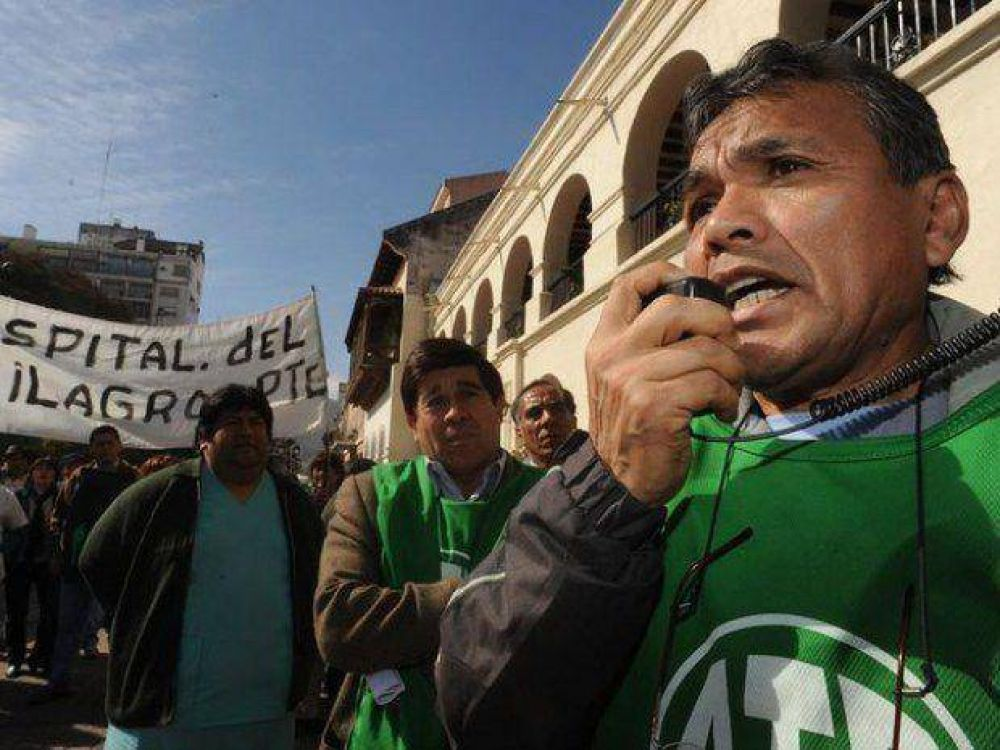 En el interior de Salta, los municipales no llegan a cobrar el salario mínimo