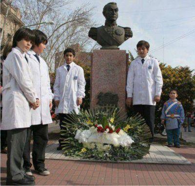 """""""Padre de la Patria"""": La Comunidad realizará hoy un nuevo Acto Homenaje al Gral. José de San Martín"""