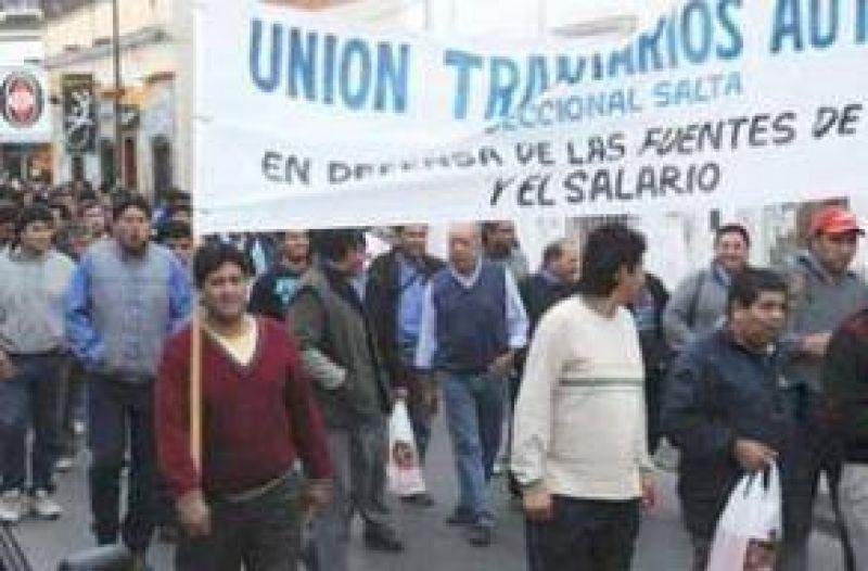 Urkupiña no asistió a conciliación y UTA amenaza medidas de acción directa