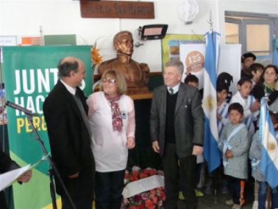 164º Aniversario de la muerte del Gral. José de San Martín