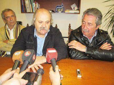 El Ministro de Seguridad Alejandro Granados se reunió con jefes del comando de patrullas rurales
