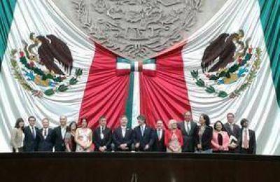 Primera Reunión Interpalamentaria en la ciudad de México
