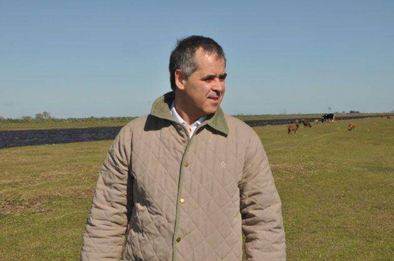 Duro reclamo del Topo Rodríguez al gobierno nacional por la situación de los tamberos