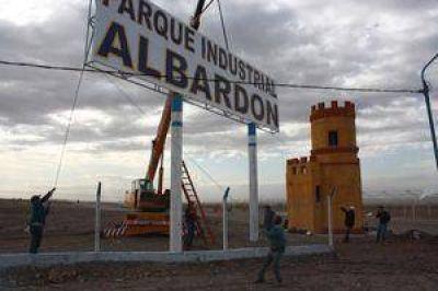 Antes de fin de a�o inauguran la peletizadora en Albard�n