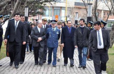 Se realizó acto por el 164 aniversario del fallecimiento del Padre de la Patria