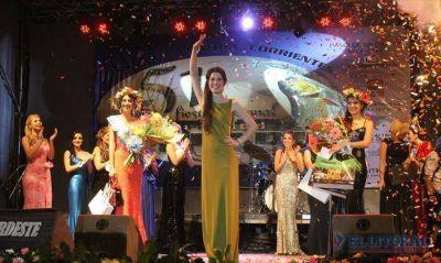 En un anfiteatro colmado, Melina Pasetto fue coronada Reina Nacional del Dorado