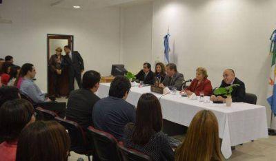 Presentaron el nuevo diseño del sistema procesal penal para el interior del Chaco