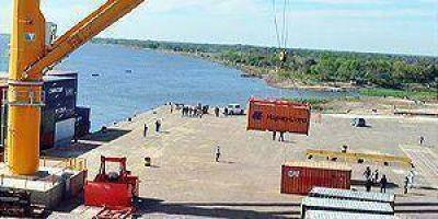 Ya entró en vigencia el convenio entre puertos