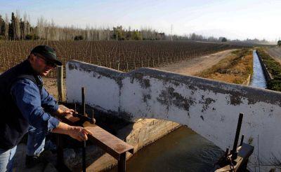 El agua volvió a los cauces, pero seguirá pobre el ciclo en los ríos