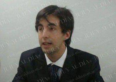 """Tizón aseguró que Vargas Duran tiene """"causales suficientes"""" para un juicio político"""