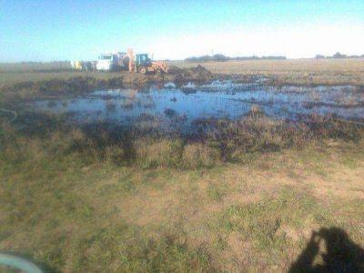 Derrame de petróleo en Médanos: el suelo afectado se puede remediar