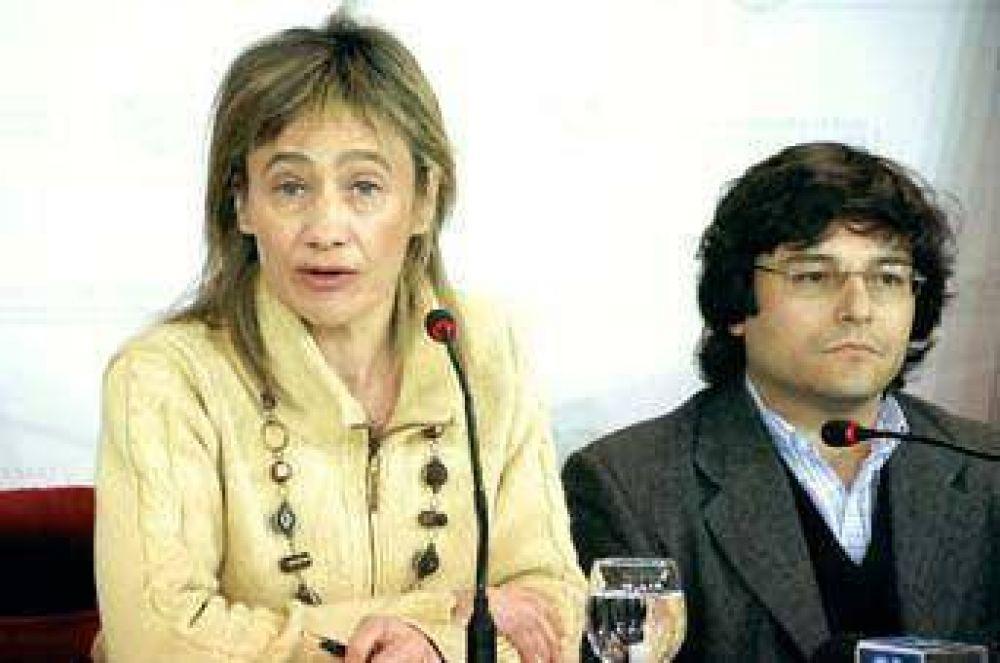 Visiblemente impactada por la derrota, Ríos anunció los primeros cambios
