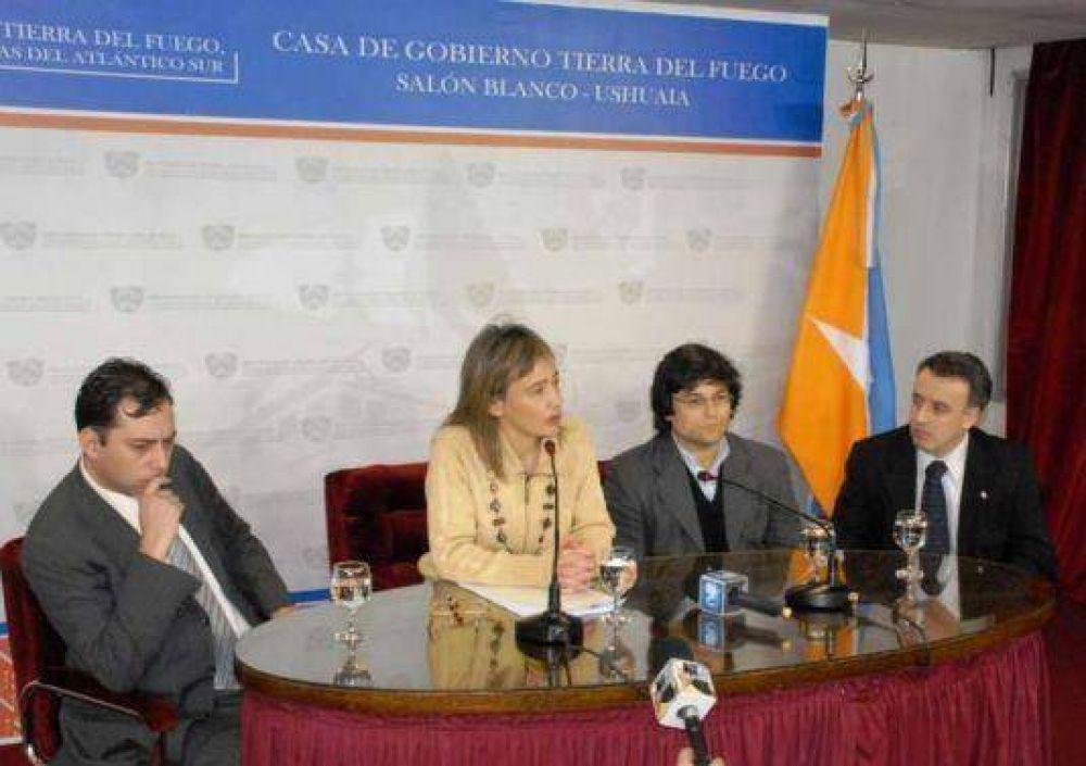La Gobernadora Ríos se reunirá con presidentes de bloques en la Cámara de Diputados