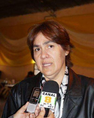 Patricia Lezcano quiere ser diputada provincial por el FPV
