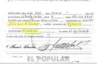 Dudan sobre la legitimidad de la firma de Clemente Hurban