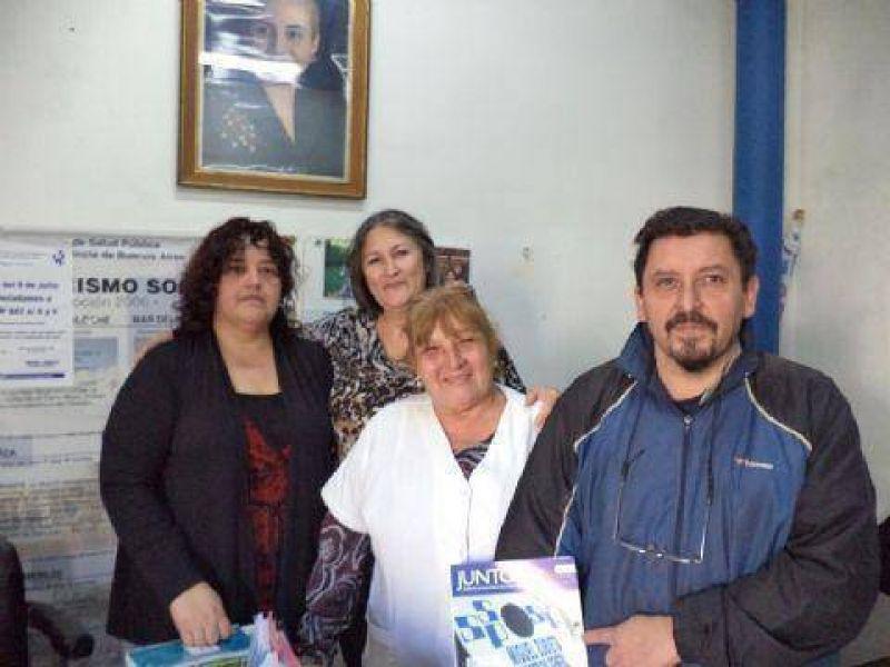 Sindicato de Salud Pública: Renovación de autoridades y críticas al funcionamiento del hospital
