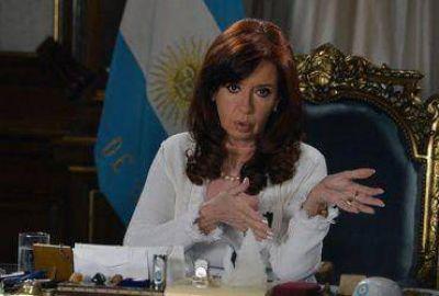 Cristina manda al Congreso una ley para pagar a bonistas a trav�s del Banco Naci�n