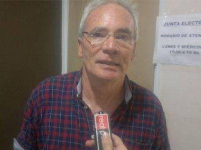 """Daniel Rapanelli: """"Baradel prioriza su oficialismo por encima de las necesidades de los docentes"""""""