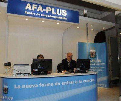 En la AFA desmienten la muerte del Afa Plus, redoblan la apuesta y prometen lanzarlo de una vez por todas