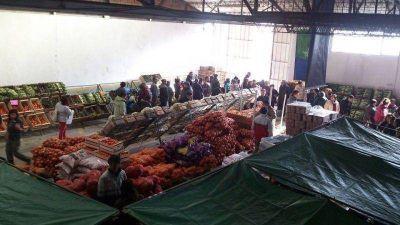 Grata experiencia en la primera venta del Mercado Comunitario Municipal