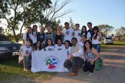 Estudiantes europeos en Formosa