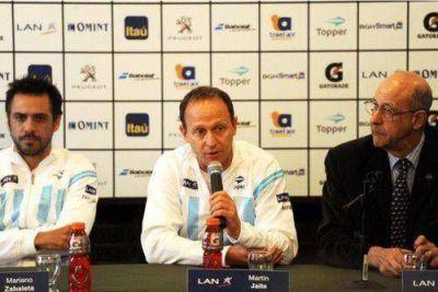 Leo Mayer integrará el equipo de Copa Davis