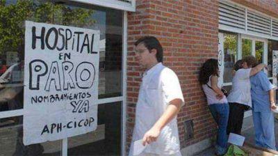 Provincia les pide a los médicos que suspendan el paro de 24 horas