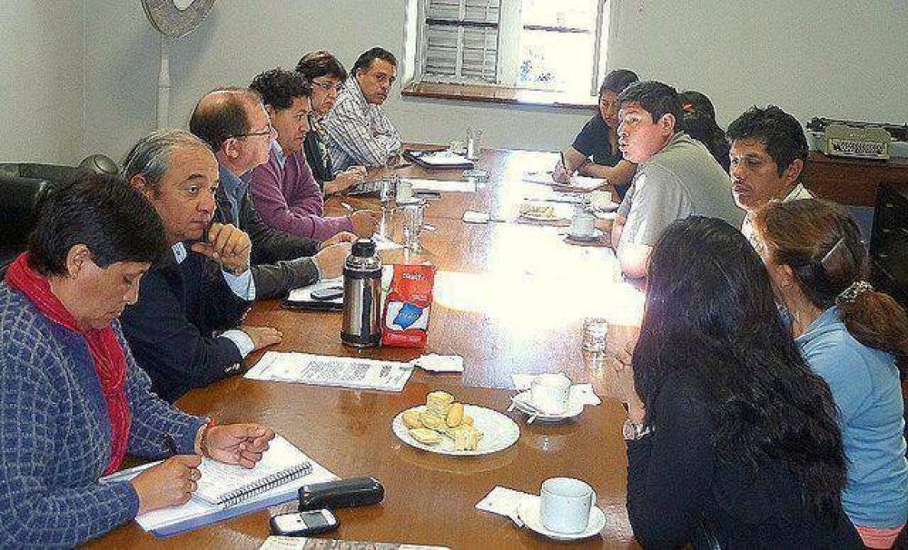 Trabajadores de Zapla informaron a diputados sobre falta de inversiones y mantenimiento en la fábrica de Palpalá