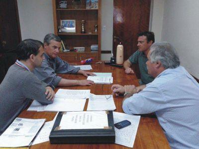 Iniciarán obra de construcción de la escuela Secundaria Nº 4 en Roque Pérez