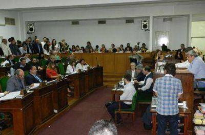 El Concejo Deliberante de Vicente L�pez aprob� la construcci�n del Metrob�s