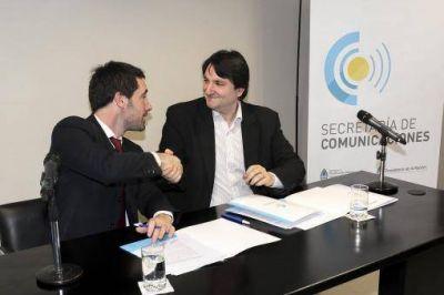 Los municipios colaborarán en la instalación de antenas para celulares