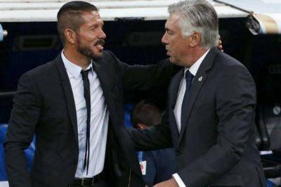 Atlético Madrid y Real Madrid, otro clásico para definir la Supercopa de España