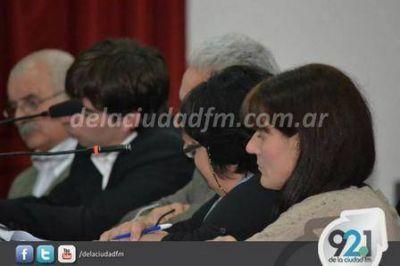 El Frente Progresista dio a conocer varios proyectos en la sesión del Concejo Deliberante