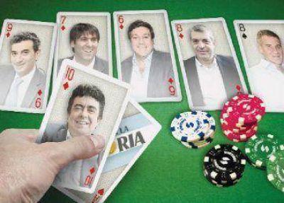 Gobernación: Con todas las cartas arma juego