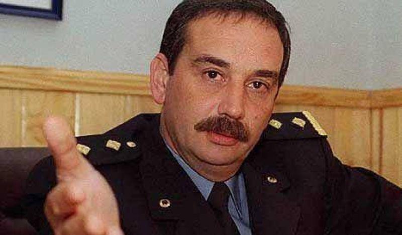 Macri designó al Fino Palacios como jefe de la Policía Metropolitana