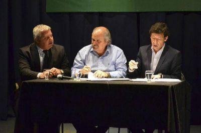 Finalmente San Isidro y Provincia firmaron convenio para Policía Local