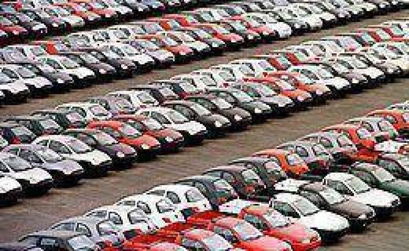 Patentamiento de autos se redujo 17% en primer semestre