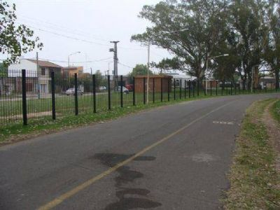 El intendente presentó mejoras en el Parque Municipal
